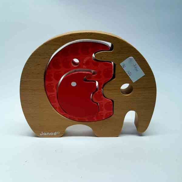 Drvena edukativna igračka slon (3)||Drvena edukativna igračka slon (2)||Drvena edukativna igračka slon (1)
