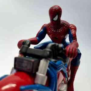 Spider-Man na motoru (4)||Spider-Man na motoru (1)||Spider-Man na motoru (2)||Spider-Man na motoru (3)