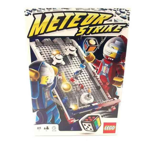 Lego igra Meteor Strike (1)||Lego igra Meteor Strike (2)||Lego igra Meteor Strike (3)