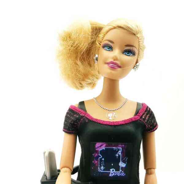 Lutka Barbi sa kamerom (3)||Lutka Barbi sa kamerom (1)||Lutka Barbi sa kamerom (2)||Lutka Barbi sa kamerom (4)