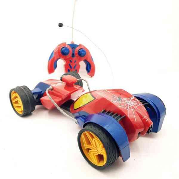 Spider-Man auto na daljinski (3)||Spider-Man auto na daljinski (1)||Spider-Man auto na daljinski (2)