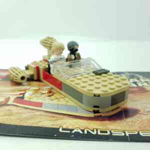 Lego systerm Star Wars 7110 Landspeeder (2)||Lego systerm Star Wars 7110 Landspeeder (1)||Lego systerm Star Wars 7110 Landspeeder (3)||Lego systerm Star Wars 7110 Landspeeder (4)||Lego systerm Star Wars 7110 Landspeeder (5)||Lego systerm Star Wars 7110 Landspeeder (6)||Lego systerm Star Wars 7110 Landspeeder