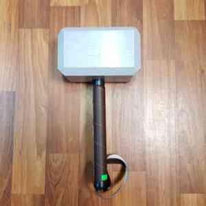 Torov čekić Mjolnir Thor hammer (2)||Torov čekić Mjolnir Thor hammer (1)||Torov čekić Mjolnir Thor hammer (3)