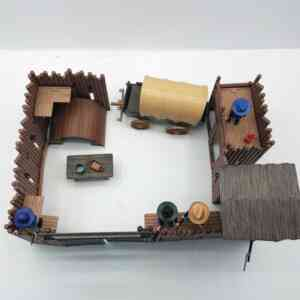 Playmobil-Divlji-zapad-Fort-Union-tvrđava-1