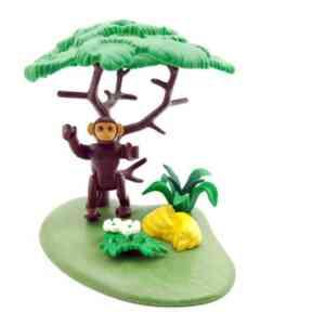 Playmobil set majmun na drvetu (1)  Playmobil set majmun na drvetu (2)