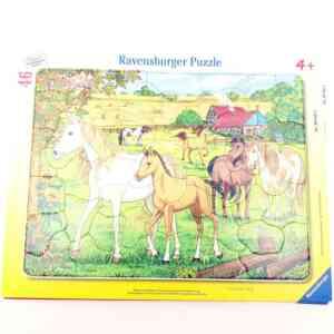 Slagalica Ravensbuger konji 46 delova
