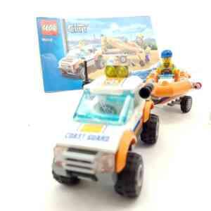 Lego City 60012 Džip sa camcem i roniocem (1)