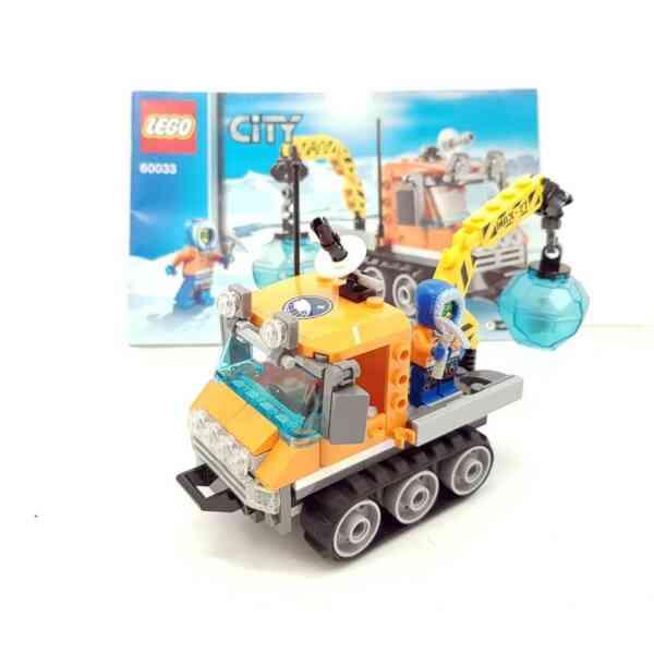 Lego City 60033 arkticko istraživacko vozilo (2)