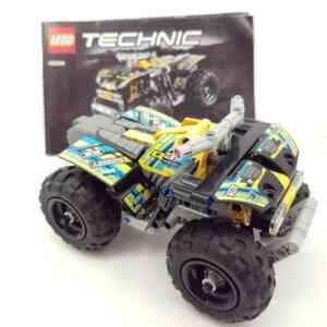 Lego Tehnics 42034 Quad (3)