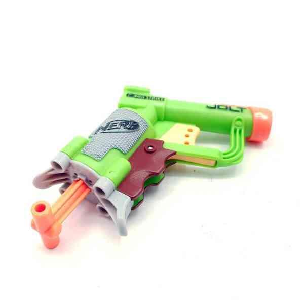 Pistolj Nerf Jolt zeleni (2)