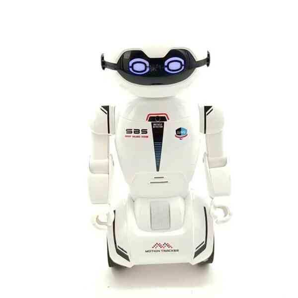 Robot MacroBot Silverit (2)