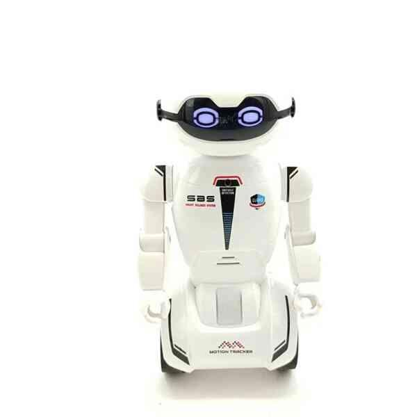 Robot MacroBot Silverit (3)