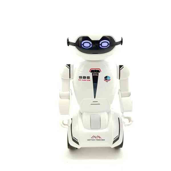 Robot MacroBot Silverit (4)