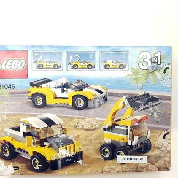 Set Lego Creator 3 u 1 31046 (3)