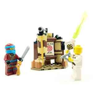 Lego Ninjago set (2)