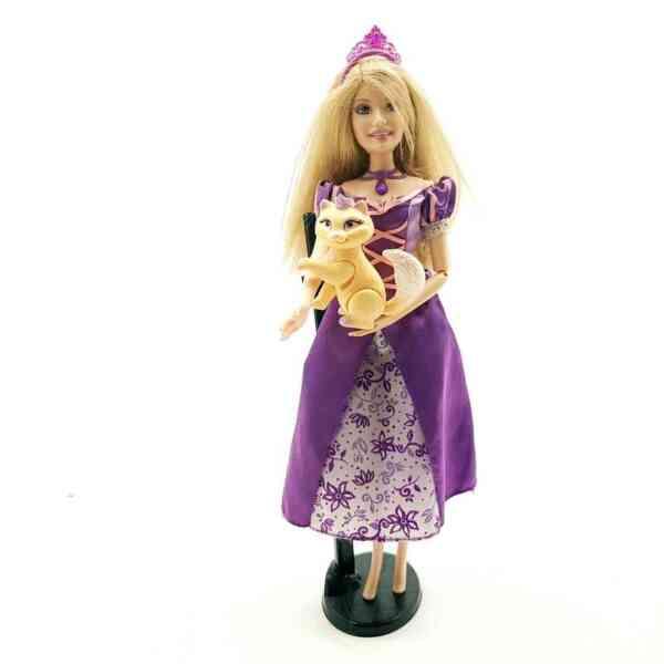 Lutka Barbie princeza sa mackom (5)
