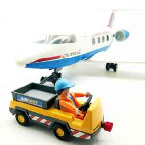 Playmobil avion Pacific Airline (6)