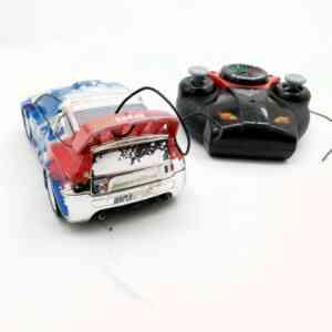 Auto na daljinski Cars Munja McQueen (1)