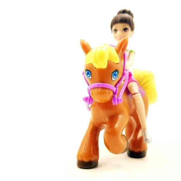 Barbie gumena lutkica na konju (3)