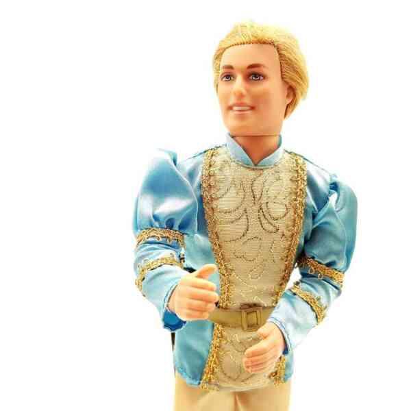 Barbie princ iz crtanog filma Rapunzel priča (4)