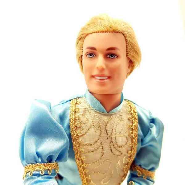 Barbie princ iz crtanog filma Rapunzel priča (5)