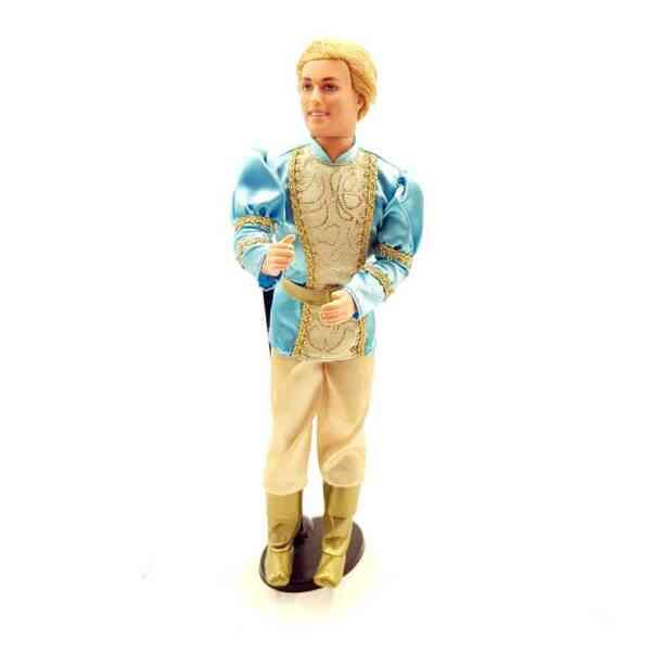 Barbie princ iz crtanog filma Rapunzel priča (6)