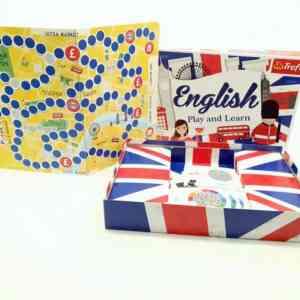 Društvena igra Ucimo engleski (1)