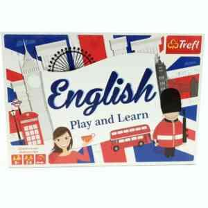 Društvena igra Ucimo engleski (2)