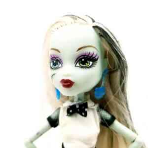 Lutka Monster High Franke Stein na baterije