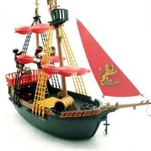 Playmobil piratski brod (8)