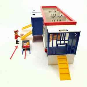 Playmobil set cirkuski kamion sa lavovima (5)