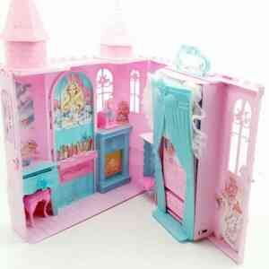 Barbi zamak kofer (5)