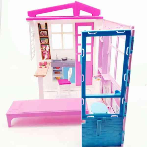 Barbie kućica kofer (1)