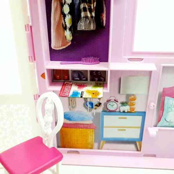 Barbie kućica kofer (5)
