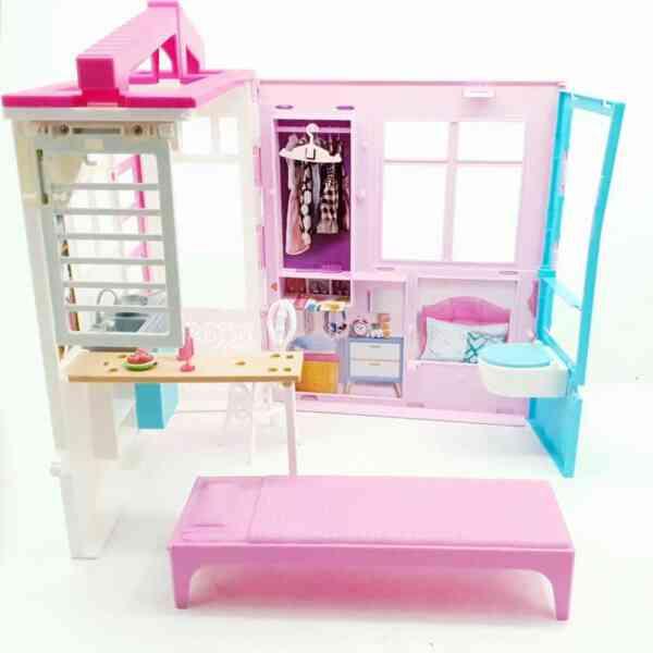 Barbie kućica kofer (6)