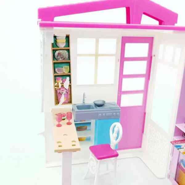 Barbie kućica kofer (7)