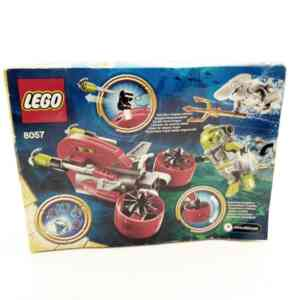 Lego Atlantis 8057 NOVO (1)