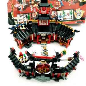 Lego Ninago set 70670 (10)