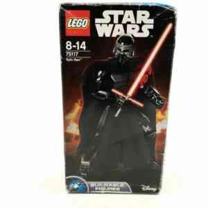 Lego Star Wars Kyro Ren 75117 NOVO (1)