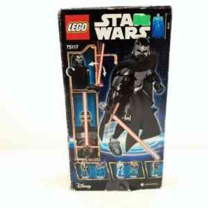 Lego Star Wars Kyro Ren 75117 NOVO (2)