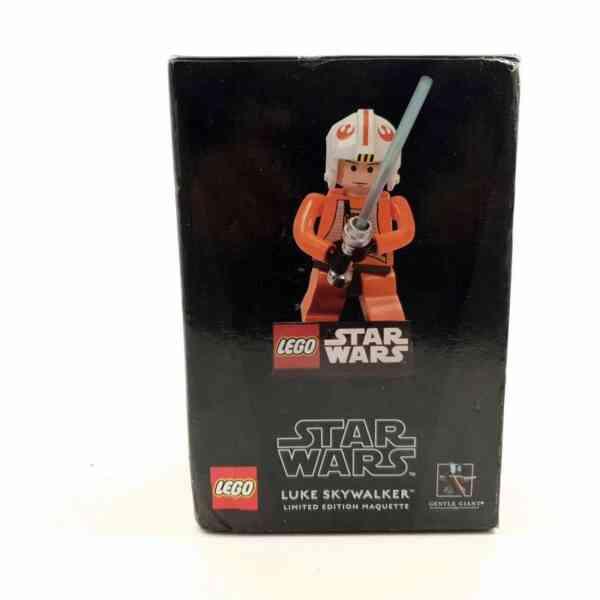 Lego Star Wars Luke Skywalker Limited Edition Maquete (2)