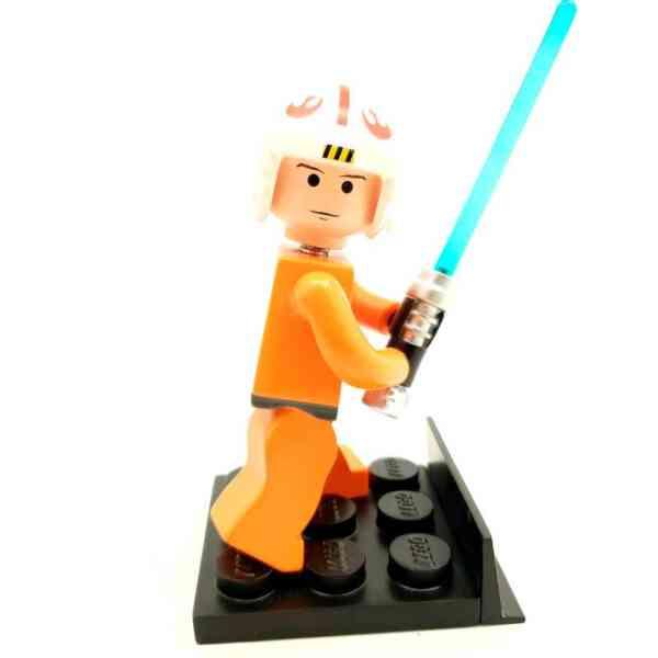 Lego Star Wars Luke Skywalker Limited Edition Maquete