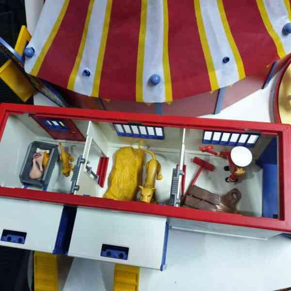 Playmobil cirkus 9 setova (1)