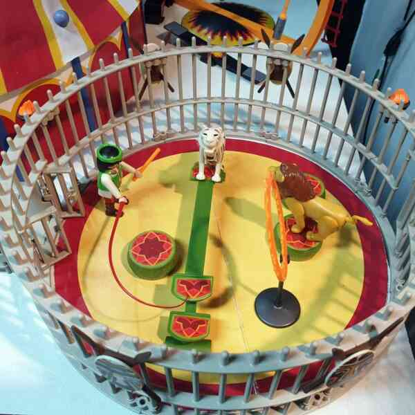 Playmobil cirkus 9 setova (15)