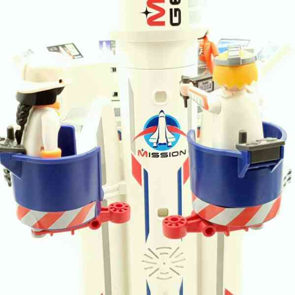 Playmobil lansirna rampa sa raketom (3)