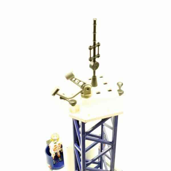 Playmobil lansirna rampa sa raketom (5)