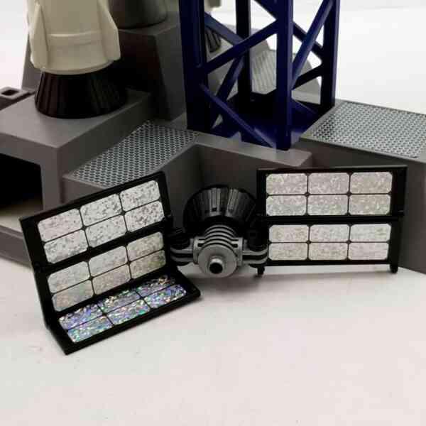 Playmobil lansirna rampa sa raketom (7)