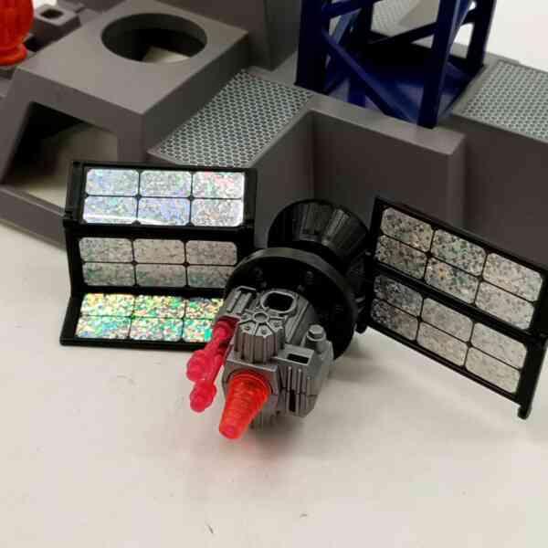 Playmobil lansirna rampa sa raketom (8)