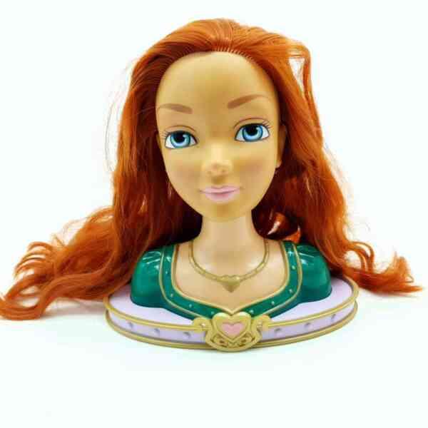 Glava za frizure Princeza Fiona Shrek (3)
