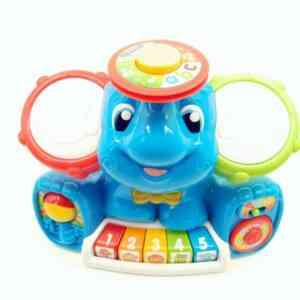 Muzička igračka za bebe Slon (3)